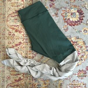Pants - Namastetics Fusion Leggings